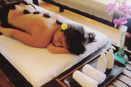 Massage im Bali Spa